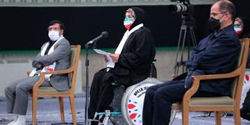 متقیان: خدا به جای پاها ارادهای پولادین به من داد/ تماشای به اهتزاز درآمدن پرچم ایران از هرچیزی لذتبخشتر است