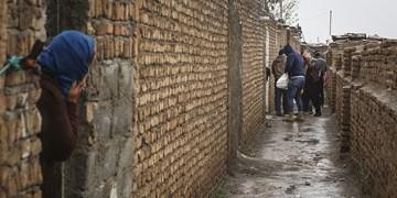 جهادیها به جای برپایی موکب در اربعین، سفره 100 خانوار را رنگین میکنند