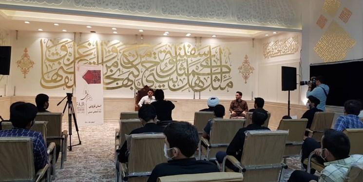 علی غلامی برگزیده جشنواره تلاوتهای مجلسی در قزوین شد