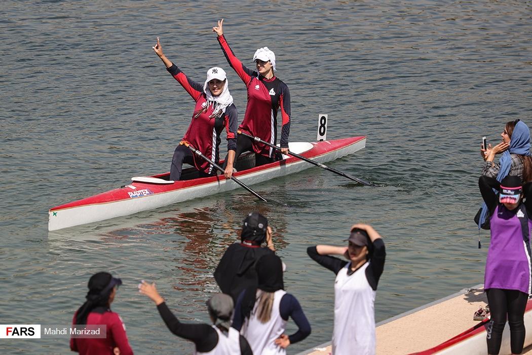 مسابقات قهرمانی کشور آبهای آزاد بانوان
