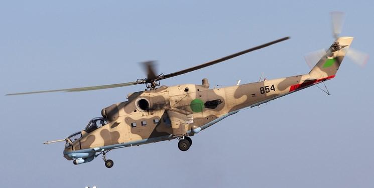 سقوط دو بالگرد نظامی ارتش لیبی در یک روز