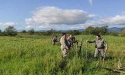 رفع تصرف  ۴۳۰۰۰ متر مربع از اراضی منطقه حفاظت شده لیسار