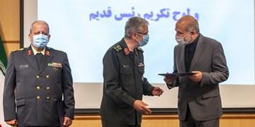 مراسم تکریم و معارفه رییس جدید دانشگاه عالی دفاع ملی