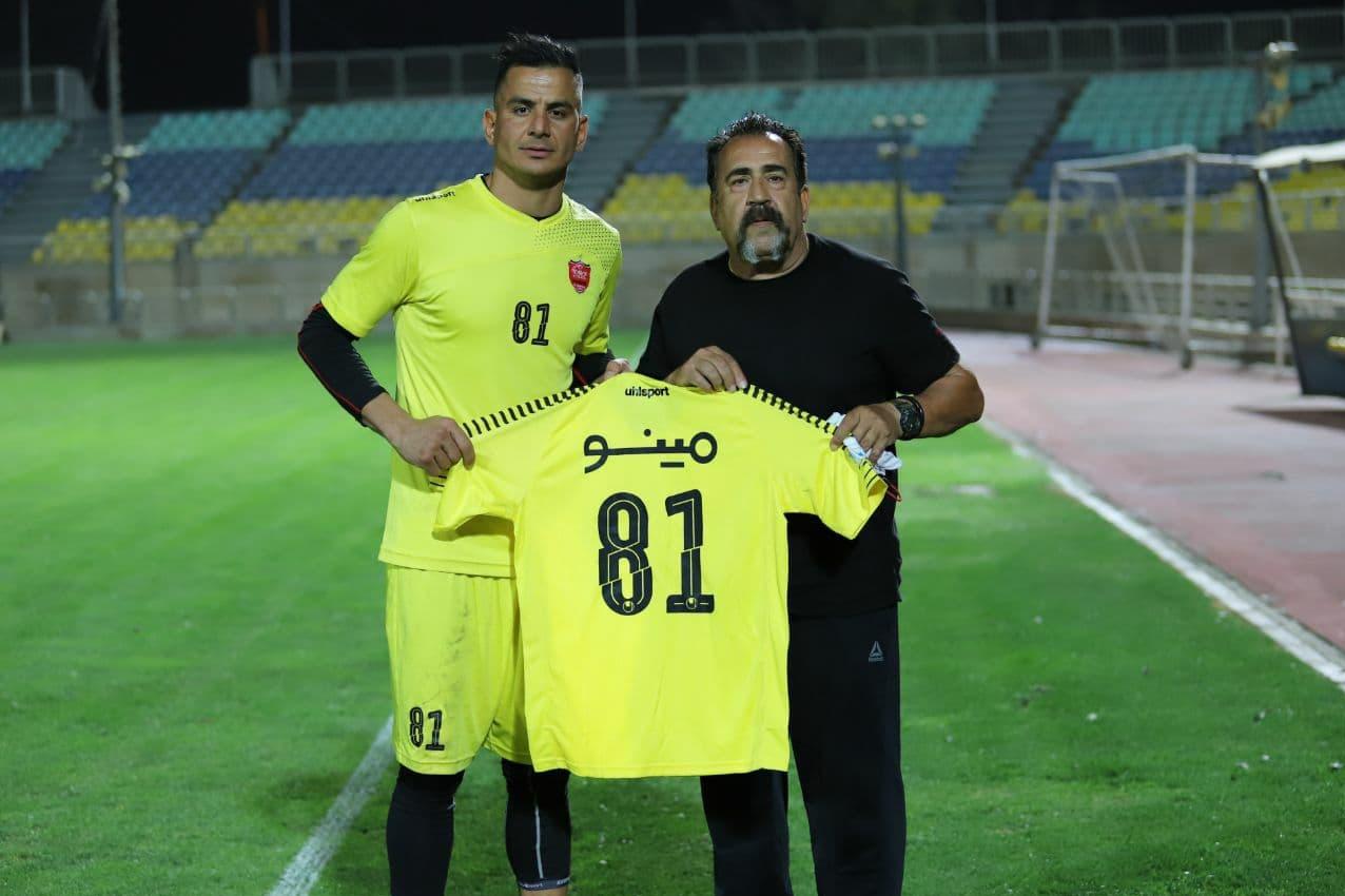 گزارش تمرین پرسپولیس|صحبتهای گلمحمدی و تمرین اختصاصی دو بازیکن در حضور وحید قلیچ +عکس