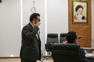 صحن علنی شورای شهر اراک
