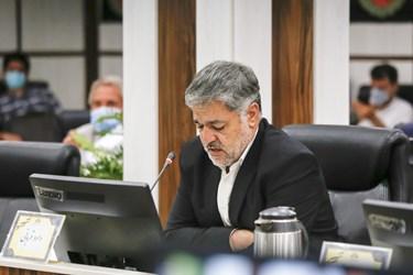 داود قربانی  رئیس کمیسیون نظارت و پیگیری