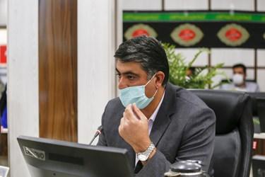 محمد عسگری عضو شورا