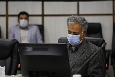 علیرضا کریمی کاندیدای شهردار اراک