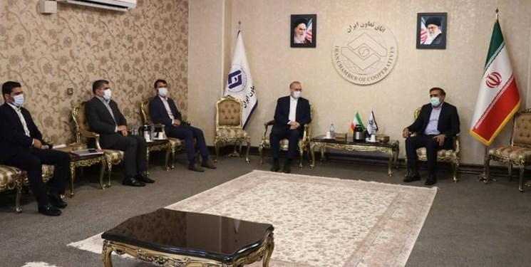 نشست رئیس اتاق تعاون ایران و قاضی القضات  کهگیلویه و بویراحمد/تاکید بر کاهش هزینههای داوری