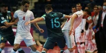فیلم/خلاصه بازی ایران یک - آرژانتین 2؛ شکست شاگردان ناظم با VAR