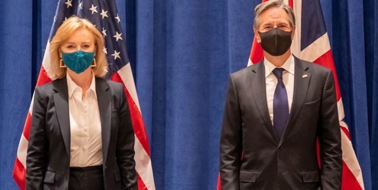 دیدار وزرای خارجه آمریکا و انگلیس درباره ایران و افغانستان