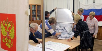نتایج انتخابات پارلمانی روسیه و واکنش غرب به آن