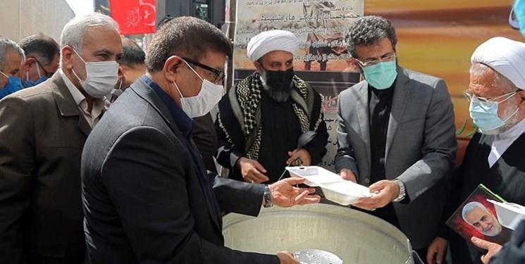 افتتاح موکب ملی «نذرواره حسینی»/برپاشدن حدود ۴ هزار «دیگ نذری» در ۵۰ شهر کشور