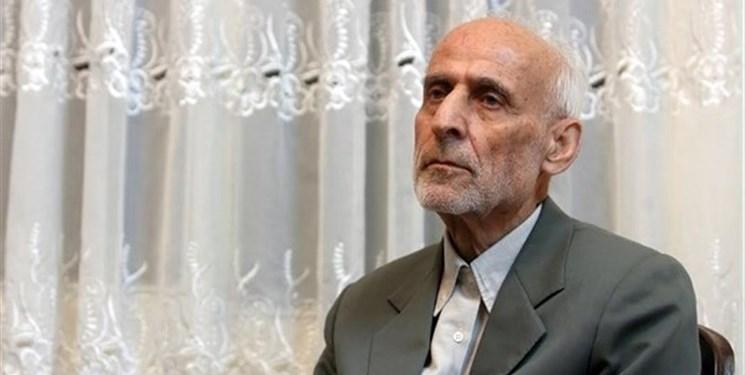 حاج هاشم امانی از مبارزان انقلاب و یاران امام خمینی (ره) دعوت حق را لبیک گفت