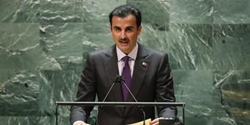 امیر قطر: راهی برای حل اختلاف با ایران جز گفتوگوی مبتنی بر احترام متقابل وجود ندارد