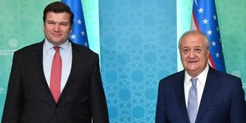 دیدار مقامات ازبکستان و انگلیس؛ افغانستان و توسعه روابط محور رایزنی