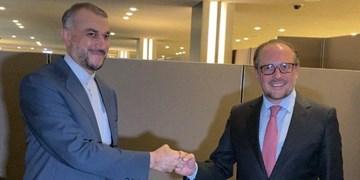 وزیر خارجه اتریش: هیچ سقفی برای ارتقای روابط با ایران قائل نیستیم/مایلیم میزبان مذاکرات هستهای باشیم