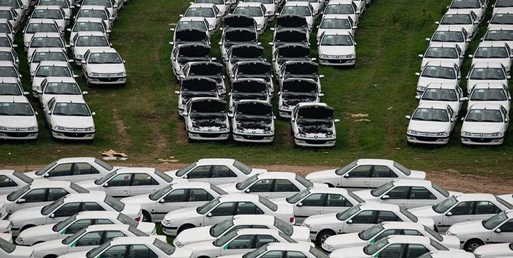 رئیس سازمان بازرسی: ۱۴۵ هزار خودروی دپو شده خودروسازان تا پایان آبان ماه به صفر میرسد