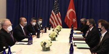 تاکید وزرای خارجه ترکیه و آمریکا بر تداوم همکاری در افغانستان