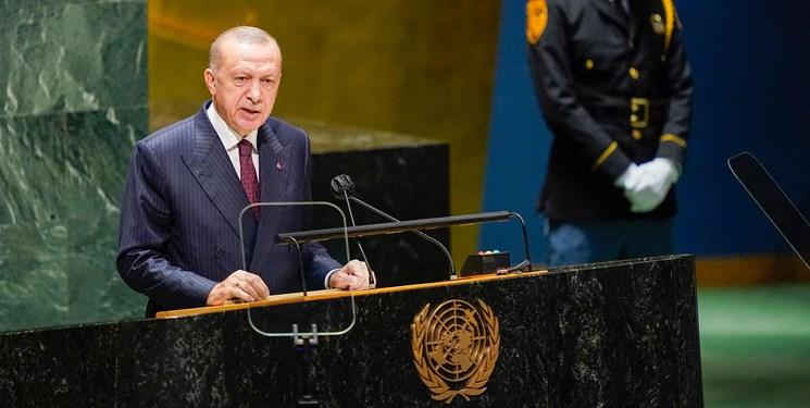 مجمع عمومی| اردوغان: ترکیه نمیتواند موج جدید مهاجران را تحمل کند