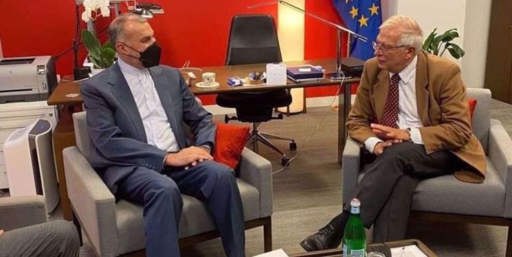 وزیر امور خارجه در نیویورک؛ اعلام ازسرگیری مذاکرات در وین