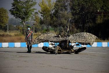 همایش وحدت نیروهای مسلح در اراک