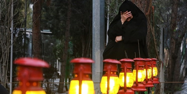 گلباران مزار شهدا در سراسر کشور و پویش ویلچررانی از حرم تا حرم با حضور جانبازان