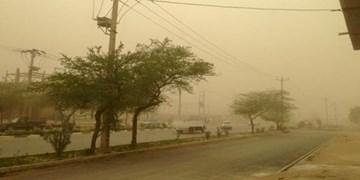 خیزش موقت گرد و خاک در نیمه جنوبی و غرب تهران/ پیش بینی کاهش 4 درجهای هوا