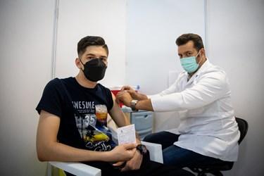 مرکز تجمیعی واکسیناسیون||| بوستان گفتگو