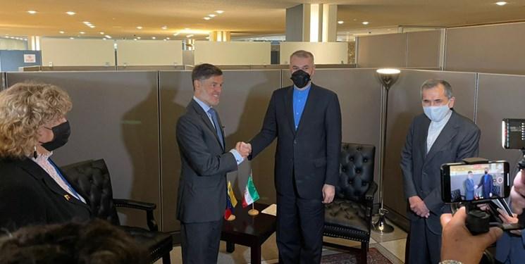 رایزنی تلفنی امیرعبداللهیان با همتای ونزوئلایی/وزیر خارجه ونزوئلا به تهران می آید