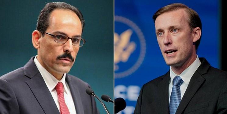 نشستهای فشرده مقامهای ترکیهای و آمریکایی برای بهبود روابط مخدوش
