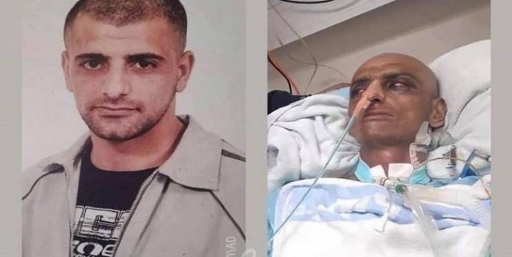 شهادت آزاده فلسطینی مبتلا به سرطان در نتیجه اهمال پزشکی صهیونیستها