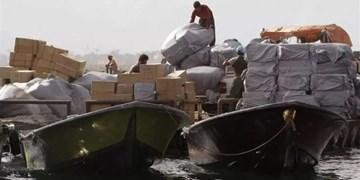 150 میلیارد ریال از قاچاقچیان در کنگان بر باد رفت!