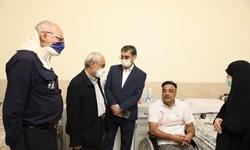 زاهدی: جانبازان کرمانی با رئیس بنیاد شهید دیدار میکنند