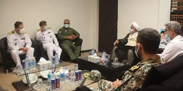 امام جمعه بندرعباس: حضور ارتش در سواحل مکران روح تازهای در سواحل دمید
