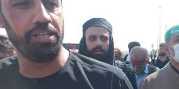 پیاده روی 2 ساعته وزیر کشور در مرز «مهران»/  ادامه رایزنی با عراق برای بازگشایی مرز زمینی
