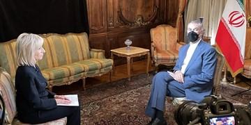 امیرعبداللهیان: دولت آمریکا با حفظ تحریمهای ضد ایرانی «نشانه منفی» ارسال میکند