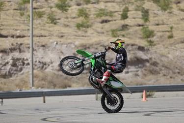 مسابقه موتورسواری انتخابی  آذربایجان شرقی در کلاس های ۱۲۵ سی سی و آزاد