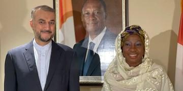 ظرفیتهای زیادی برای توسعه روابط ایران و ساحل عاج بدون استفاده مانده است