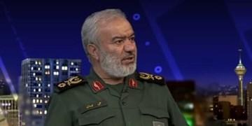 سردار فدوی: حضورمان در هر نقطه عامل برقراری امنیت است