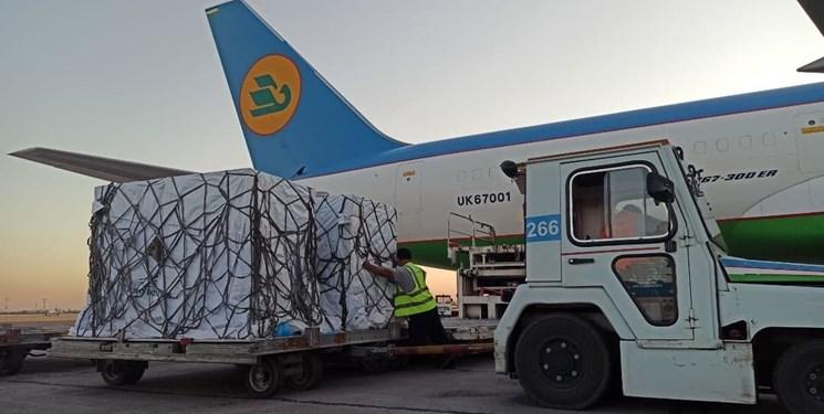 ارسال 2.5 میلیون دُز واکسن کرونا از چین به ازبکستان