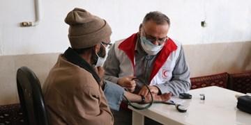 ویزیت رایگان ۱۵۵ بیمار در روستاهای «بویک و سنگآباد»بیرجند