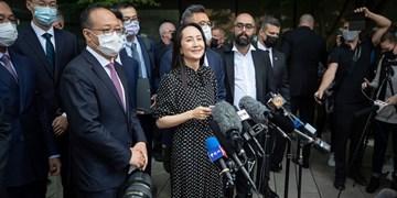 فشارهای چین جواب داد؛ کانادا مدیر ارشد «هوآوی» را آزاد کرد