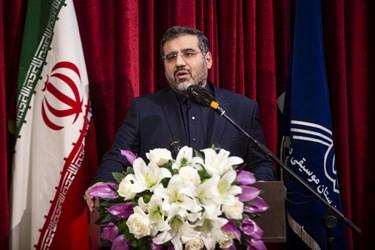 سخنرانی محمدمهدی اسماعیلی وزیر فرهنگوارشاد اسلامی در آیین آغاز سال تحصیلی جدید در هنرستان موسیقی