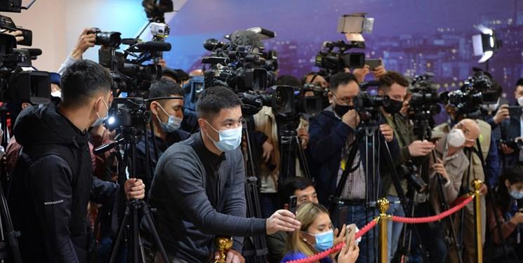پوشش خبری انتخابات پارلمانی قرقیزستان با حضور 244 رسانه داخلی و خارجی