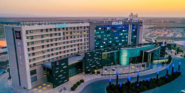 نشان هتلهای فرودگاهی امام خمینی(ره) به