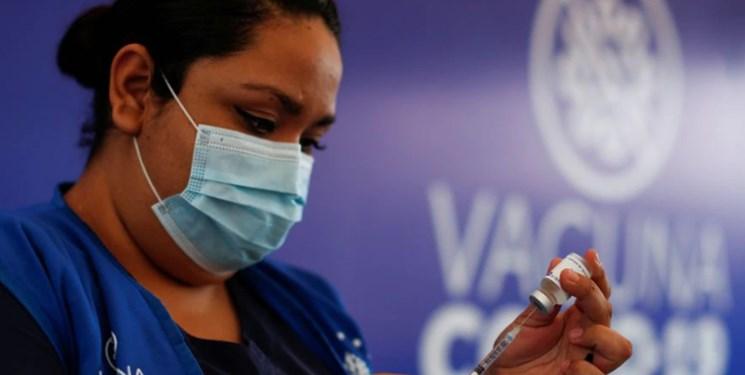 تزریق سومین دز واکسن در السالوادور
