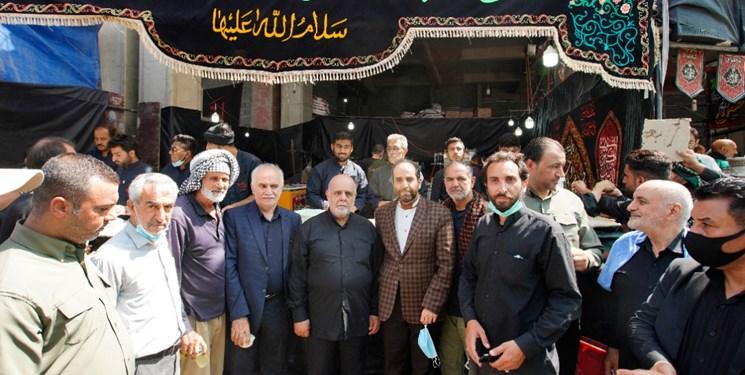 سفیر ایران در عراق: سال آینده اعزام زائران اربعین عادی میشود/ انتظار داریم زائران صبور باشند