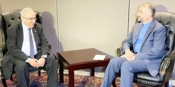 اعلام آمادگی وزیر خارجه الجزایر برای سفر به تهران و پیگیری موضوعات دوجانبه