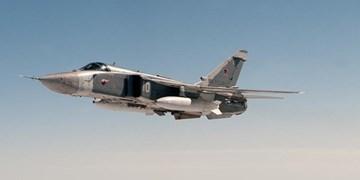 عبور هواپیماهای تجسسی روسیه  از منطقه پدافند موشکی اوکراین